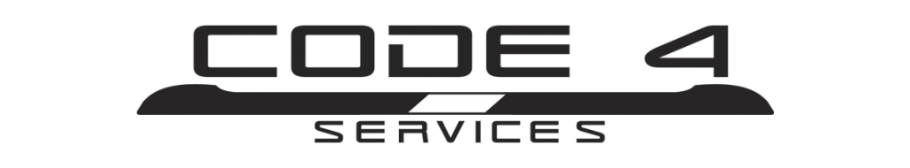 Code 4 Services provides premier vehicle up fitting for police, public safety, utility and government vehicles.